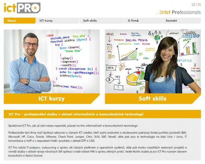 ictPRO-web